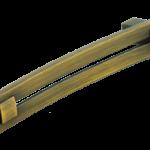 Мебельная ручка RS408BAB.4/96