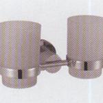 G1808 ДЕРЖАТЕЛЬ 2-СТАКАНОВ