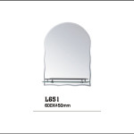 Зеркало в ванную L 651