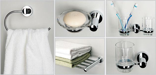 01 4 Как подобрать аксессуары в ванную комнату