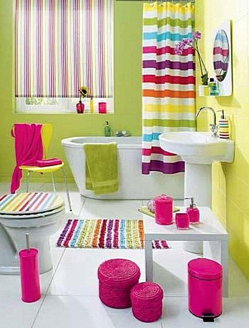 01 Модные аксессуары для ванной комнаты