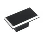 Ручка мебельная RS061 черная